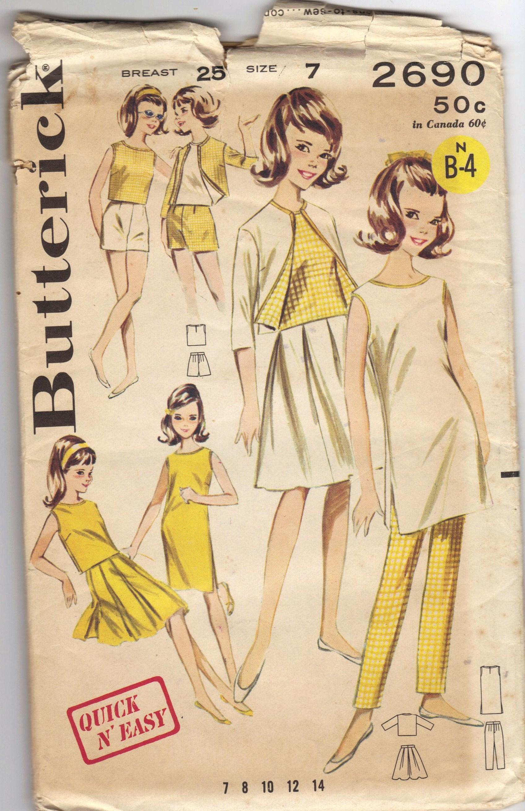 Butterick 2690
