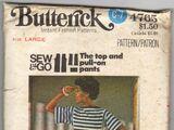 Butterick 4765
