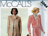 McCall's 3244 B
