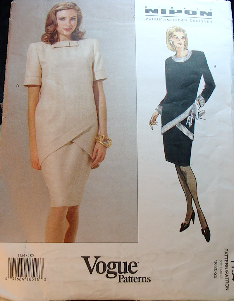 Vogue 1154 C