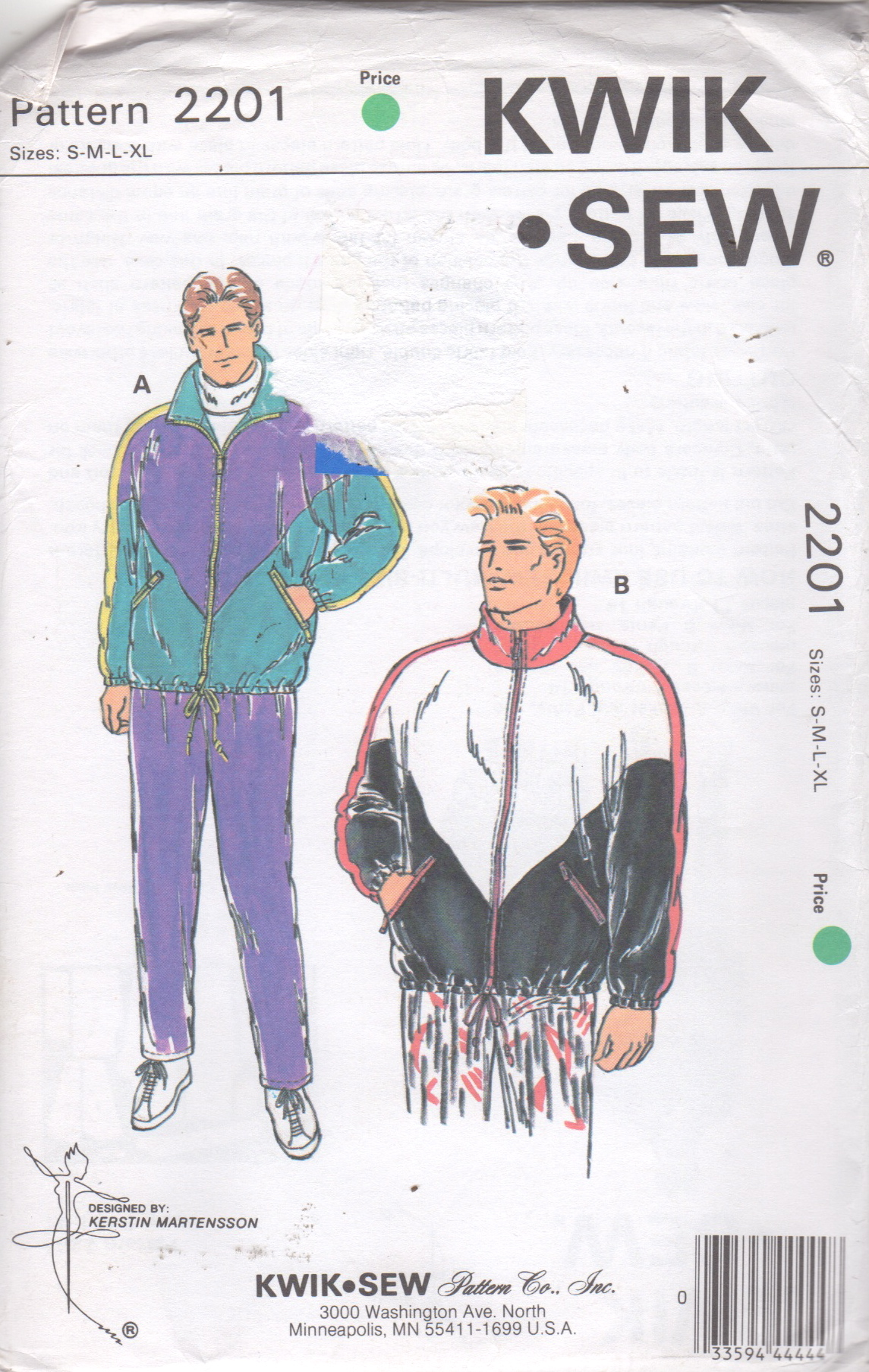 Kwik Sew 2201