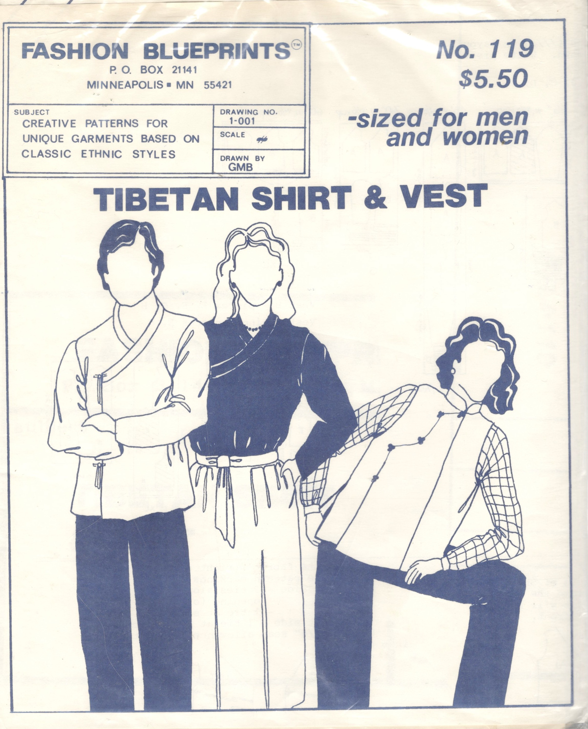 Fashion Blueprints 119
