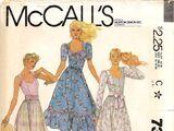 McCall's 7377 A