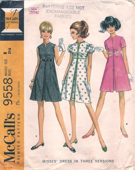 McCall's 9558