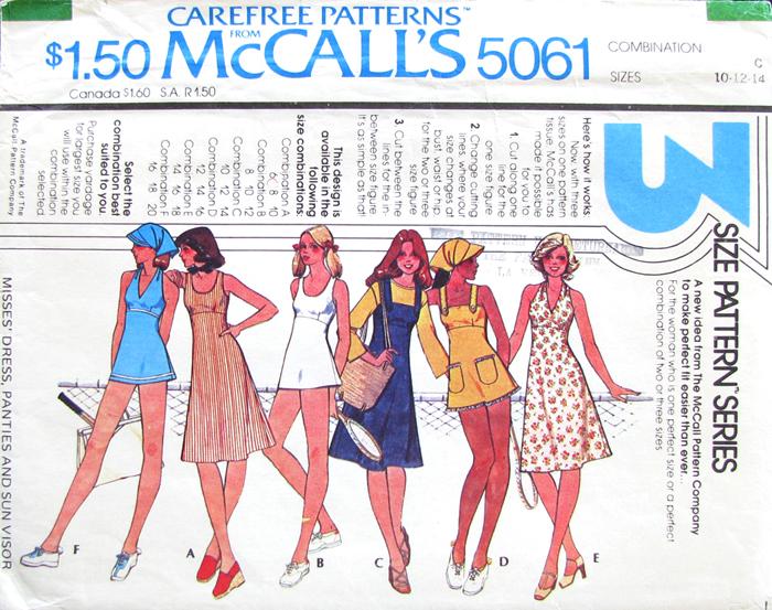 McCall's 5061 A