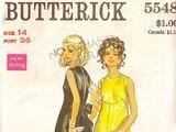 Butterick 5548