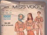 Vogue 8072 A