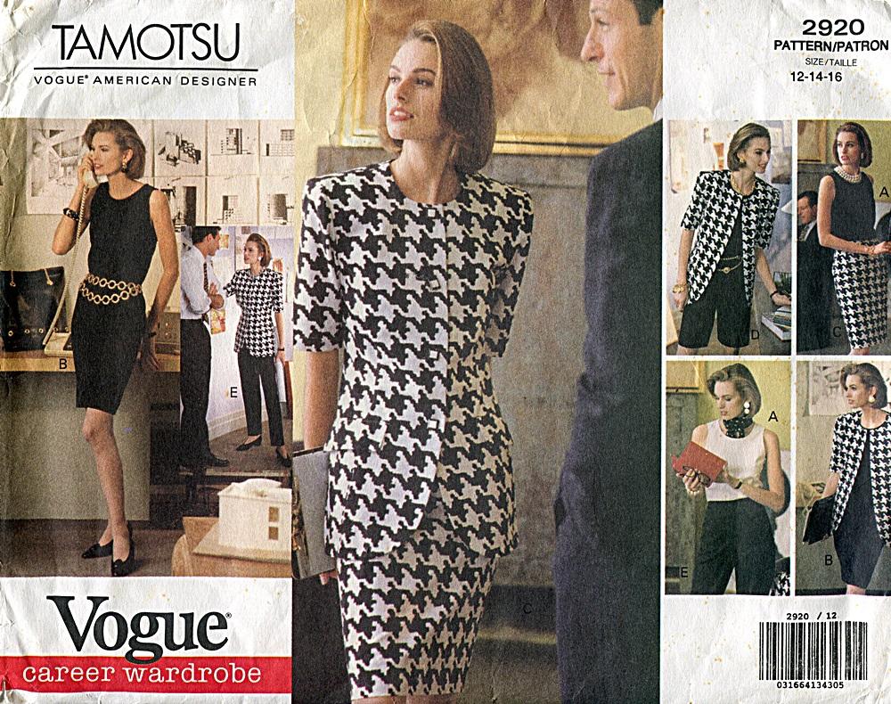 Vogue 2920 B
