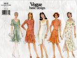 Vogue 1612 C