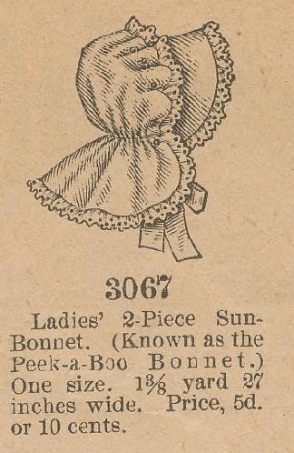 Butterick 3067 B