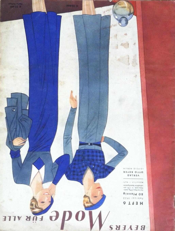 Beyers Mode für Alle No. 6 1933