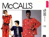 McCall's 8910 A
