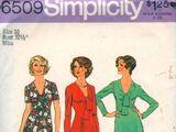 Simplicity 6509