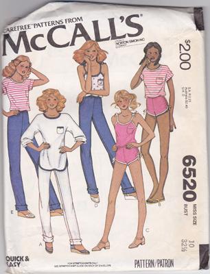 McCall's 6520