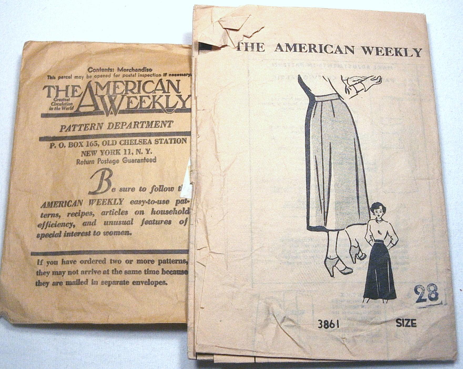 American Weekly 3861