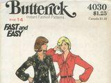 Butterick 4030 C