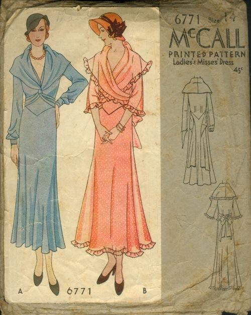 McCall 6771