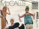 McCall's 4462 B