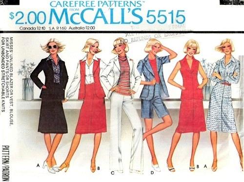 McCall's 5515