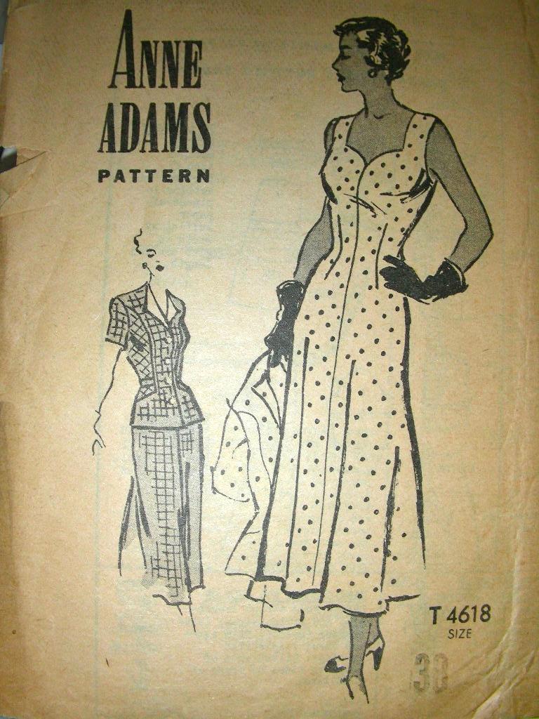 Anne Adams T4618
