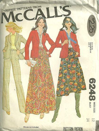 McCall's 6248