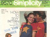 Simplicity 9570