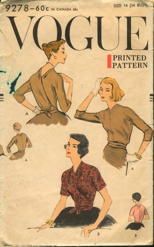 Vogue 9278