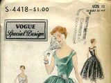 Vogue S-4418