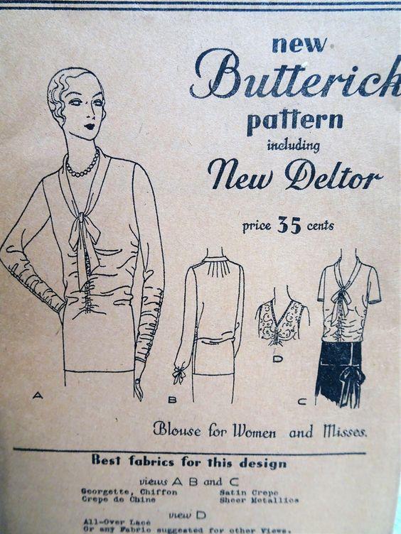 Butterick 3069 B