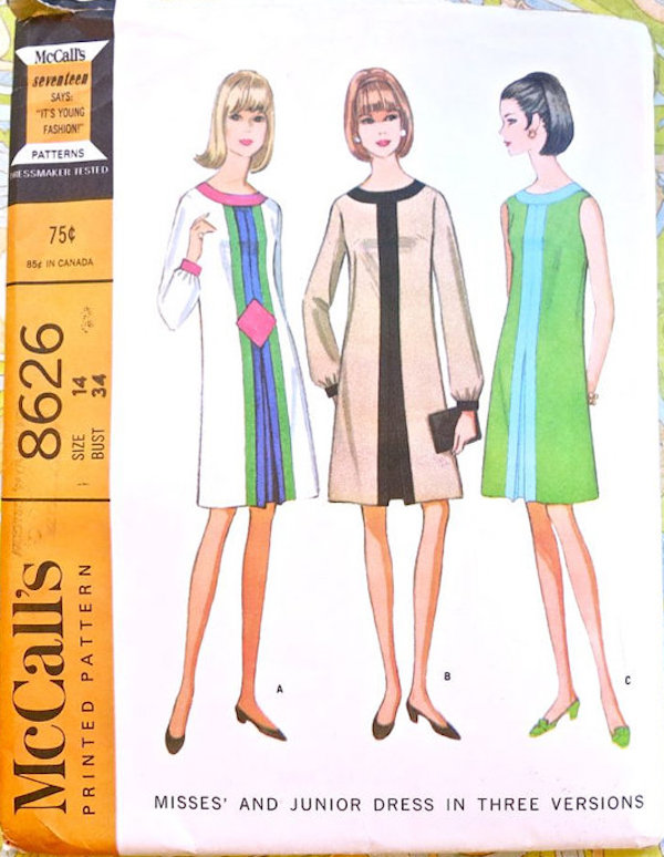 McCall's 8626 A