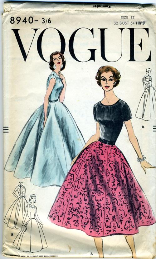 Vogue 8940