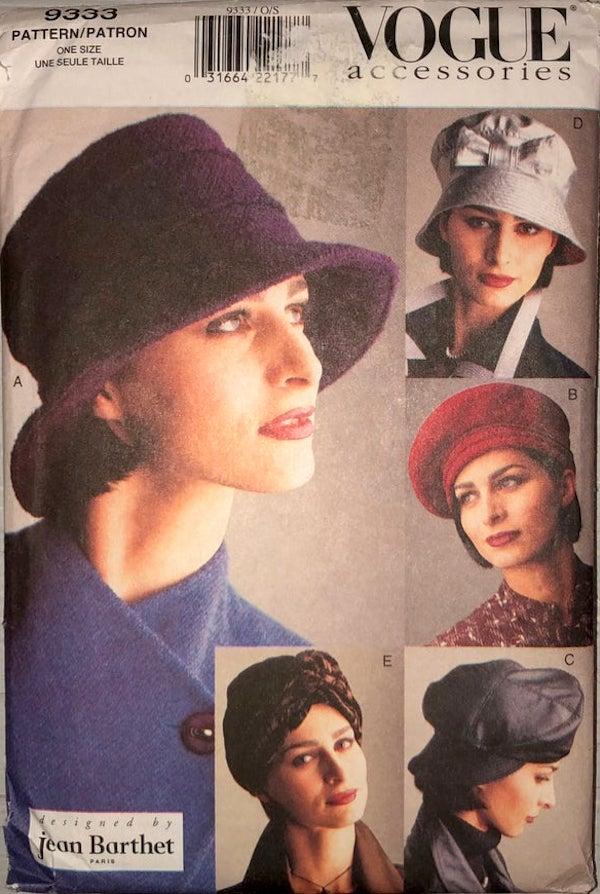 Vogue 9333 B