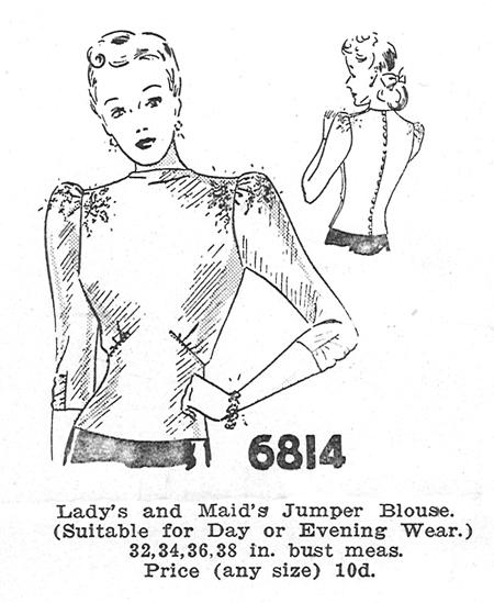 Madame Weigel's 6814
