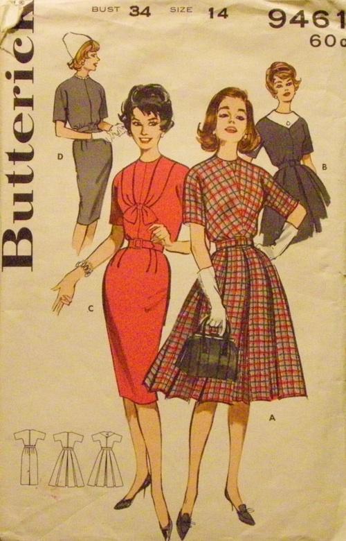 Butterick 9461