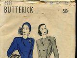 Butterick 3929
