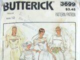 Butterick 3699 B