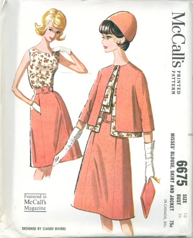 McCall's 6675