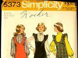 Simplicity 5373 A