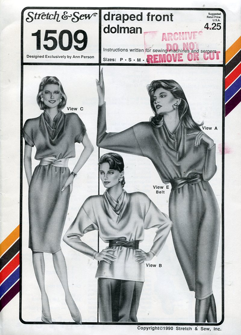 Stretch & Sew 1509