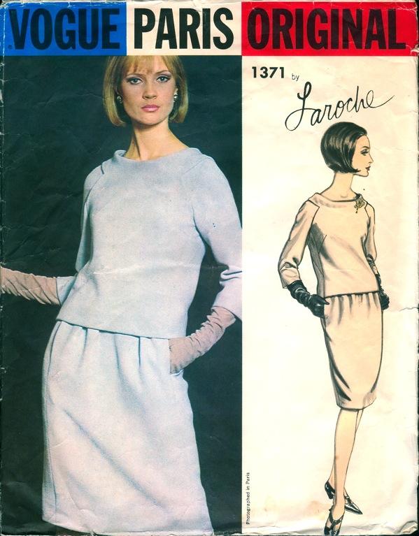 Vogue 1371 A