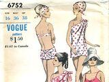 Vogue 6752