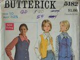 Butterick 5182 A