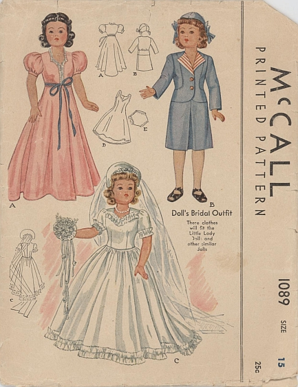 McCall 1089