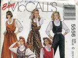 McCall's 5556 B
