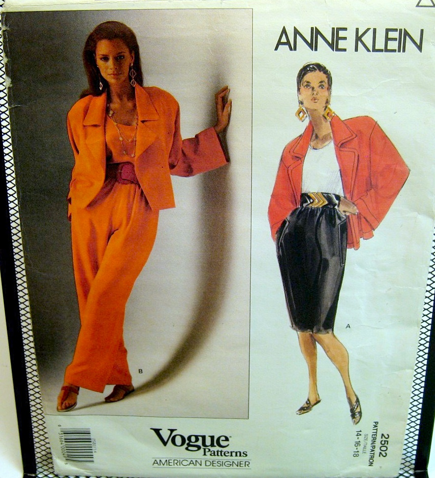 Vogue 2502 A