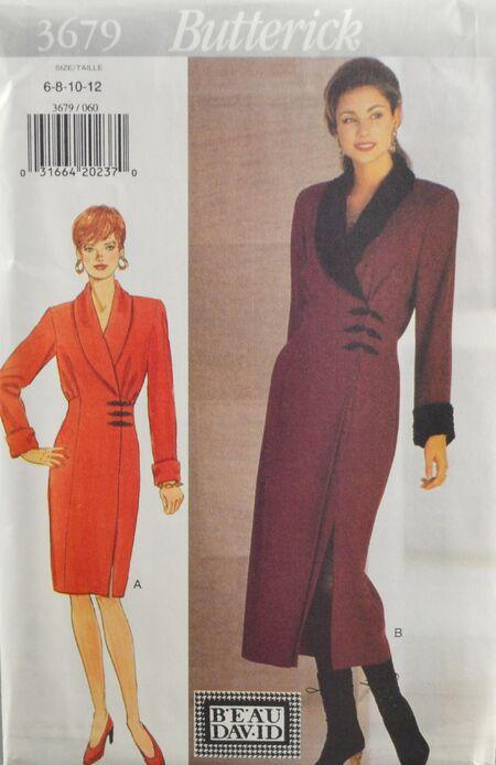 Butterick 3679 Misses Wrap Dress 1.jpg