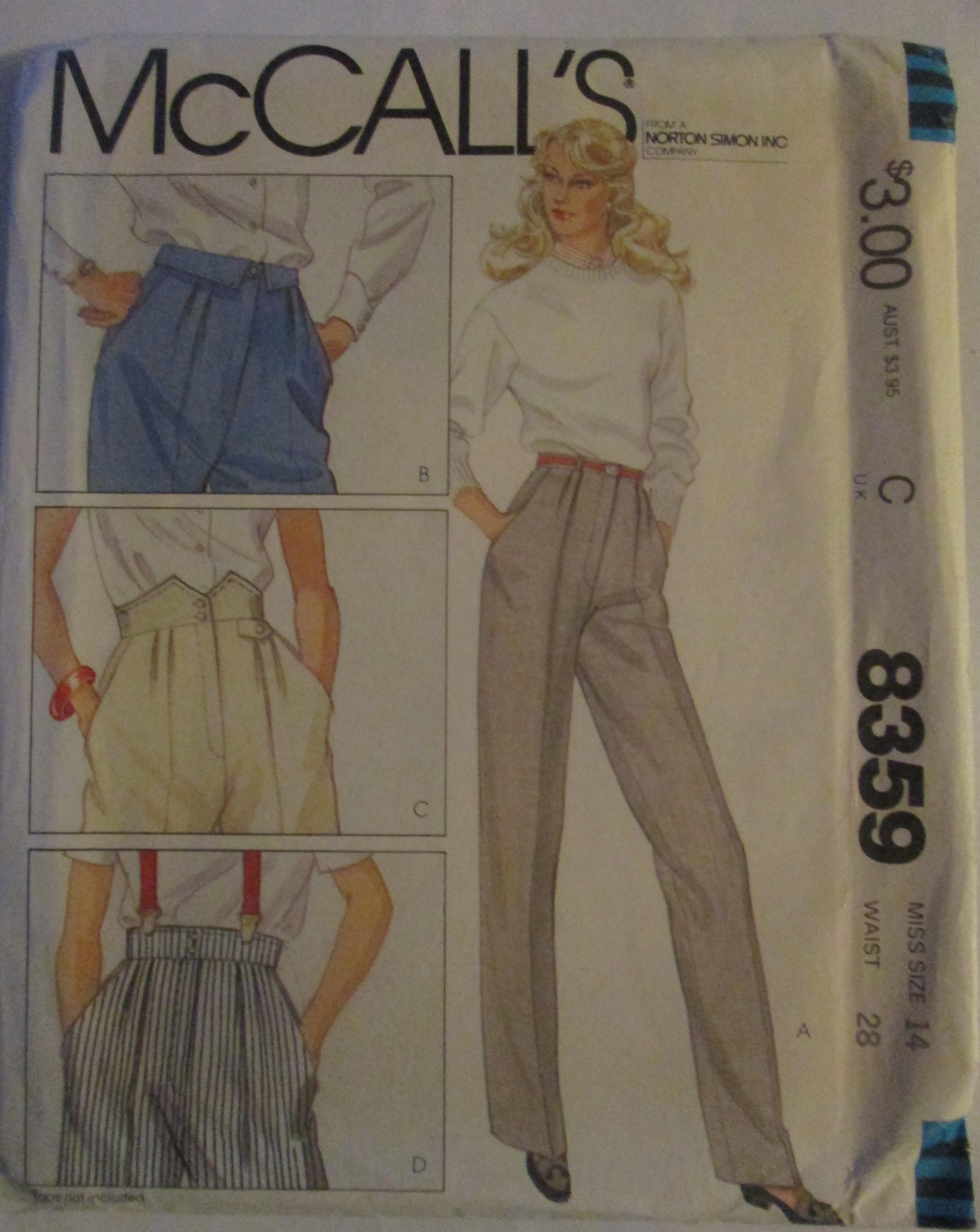 McCall's 8359