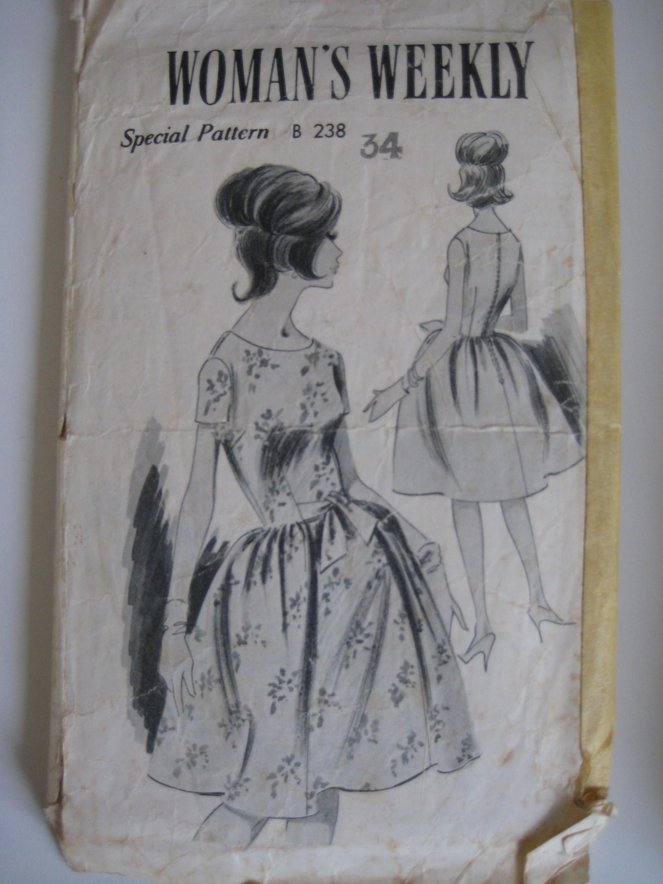 Woman's Weekly B238
