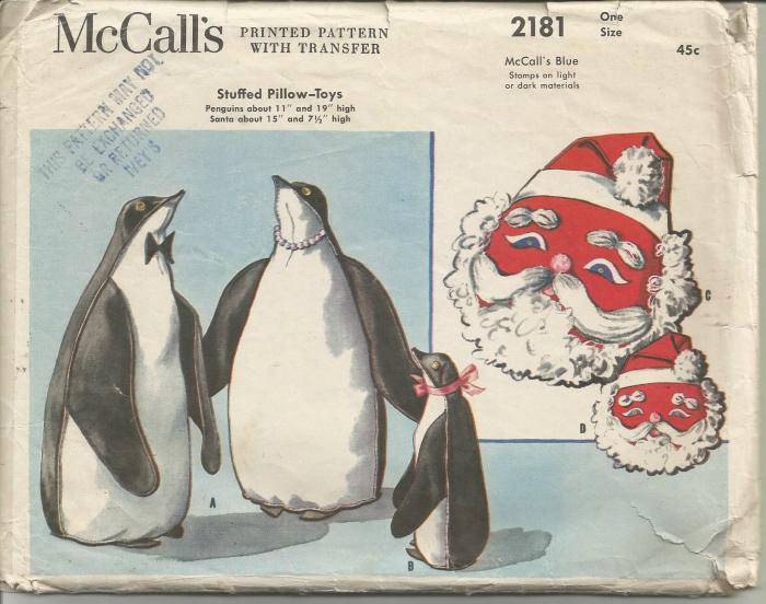 McCall's 2181