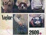 Vogue 2609 A
